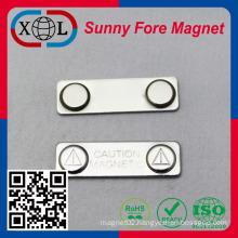 N52 badge magnet China factory