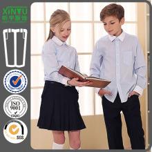 Chemise scolaire personnalisée formelle 2016