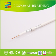 Xingfa Hot Sell Belden cabo coaxial (RG59 / U) para CCTV