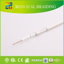 Xingfa Hot Sell Belden коаксиальный кабель (RG59 / U) для CCTV