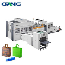 Widely Using Factory Price Fully Automatic Non Woven Fabric Shopping Bags Making Machine