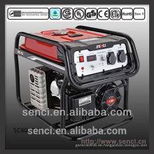 5KVA Permanentmagnet Benzingenerator mit Controller für Käufer