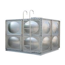 5000L Модульные панели резервуара для воды из нержавеющей стали с винтовым соединением