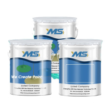 Yellow Epoxy putty in Epoxy resin system wild used  for Architectural Paint Liquid Coating