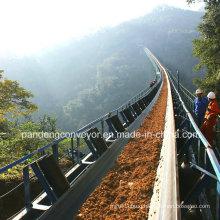 Long Distance Trough Belt Conveyor/Curved Belt Conveyor