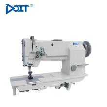 Máquinas de coser industriales de la alimentación compuesta del punto de cadeneta resistente DT 4400 para el cuero