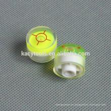 20 x 16,5 mm mini burbujas redondas de nivel de burbuja