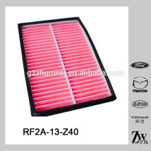 Usado para mazda 626 parte Filtro de ar para Mazda626 / MPV OEM: RF2A-13-Z40