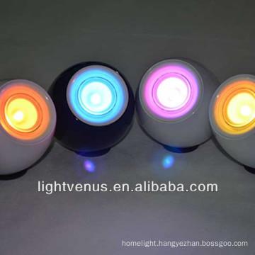 256 color decorative sensor night light