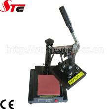 Manual Small 15X15cm Label Heat Transfer Printing Machinery (STC-TB01)