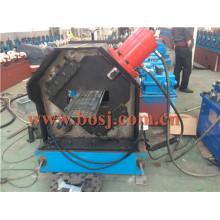 Plateau en acier galvanisé pour échafaudage et rayonneur normal Planche à pied en acier Machine à formater un rouleau Indonésie