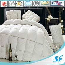 Cobertor de cama de algodão 100% e edredão para venda (SFM-15-049)