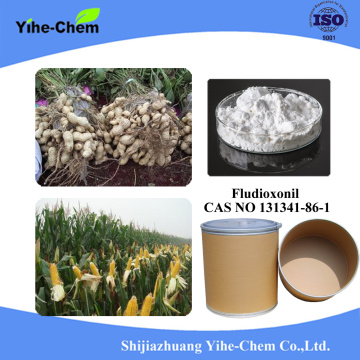 Fungicida High Tech Agrochemical 98% TC fludioxonil