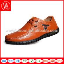 wholesale 2017 Новый стиль Классический дизайн моды Натуральная кожа на шнуровке Мужская обувь