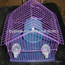 jaqueta de hamster limpa e fácil
