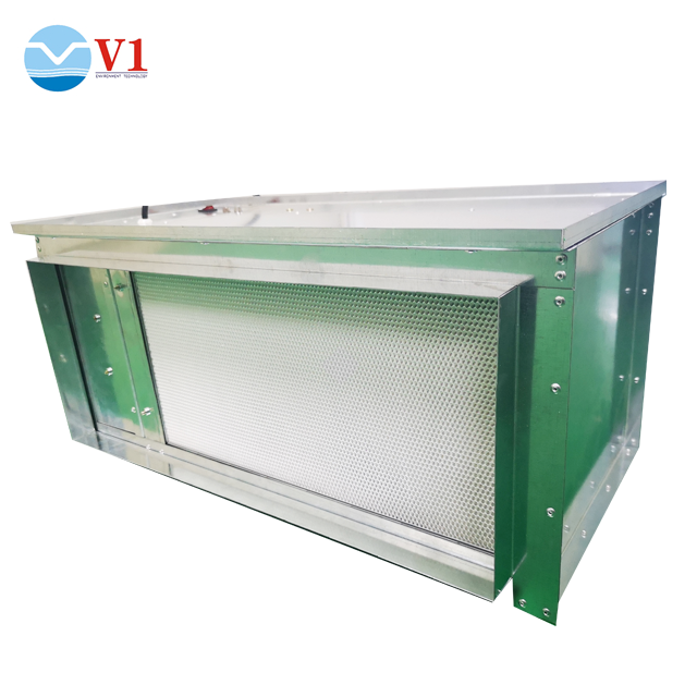 5 Pipeline Type Photoelectric Air Sterilizer