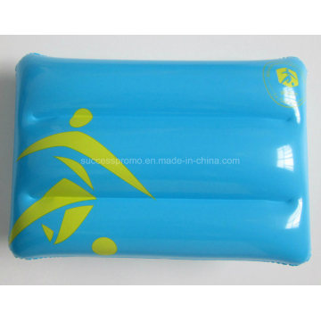 Eco PVC Inflatable Pillow with Customer Logo