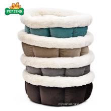 Popular Pet Bed Manufacturer Custom Chew Proof Dog Bed