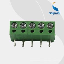 SAIP / Saipwell Китай Поставщик PCB 5.00 мм электрический разъем