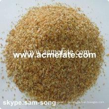 Braunes buntes dehydriertes geröstetes Knoblauchgranulat