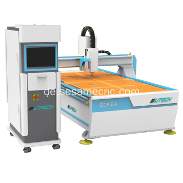 Customizable Carpet Cutting CNC Oscillating Knife Engraver