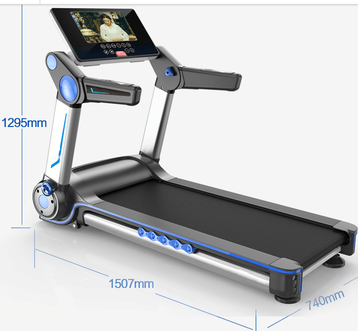 electric running machine