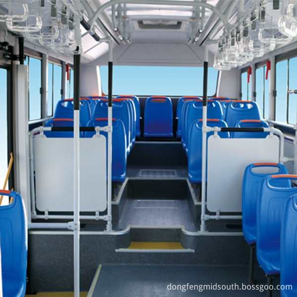 Electric City Bus 8