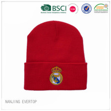 Real Madrid Football Fan brassard Bonnet en tricot