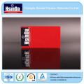 Revêtement libre de poudre d'échantillon de certificat de GV pour l'équipement de forme physique résistant