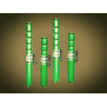 Volumetric submersible centrifugal pump