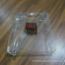 Simple Transparent Zippered Pvc Travel Waterproof Bags