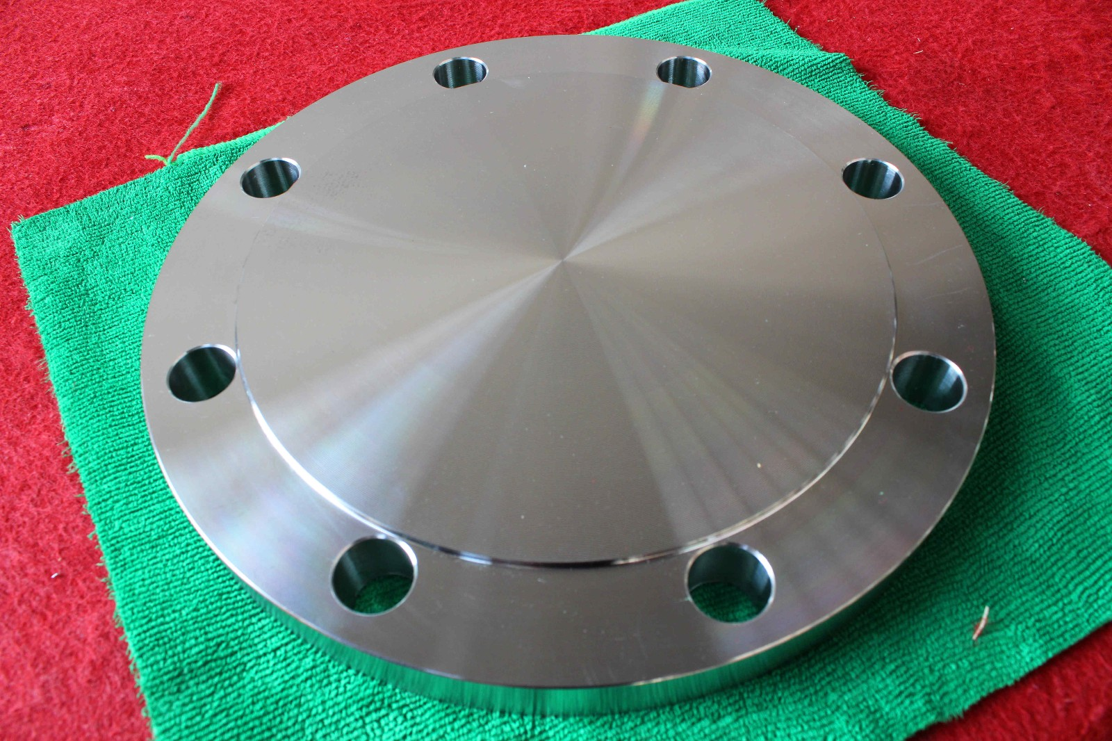 ANSI Stainless Carbon Steel Forged Blind Flange