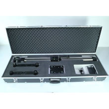 Shockproof Fluid Camera Electronic Control Slide Flight Case with Wheels