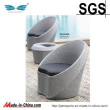 Fashion Design Garden Furniture 2PCS Table and Chair (ES-OL026)