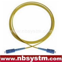 Glasfaserkabel, SC-PC Single Mode, Simplex (9/125 Typ)