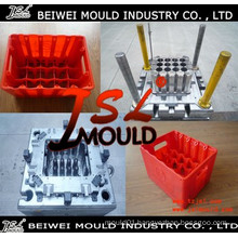 Customized Injection Plastic 20 Bottle Beer Crate Mould