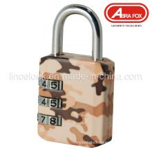 Brass Lock, Code Lock, Password Lock (801-3)