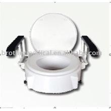 Runder Toilettensitz
