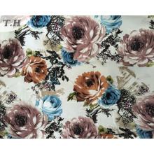 Large Flower Pattern Exquisite Workmanship Jacquard Cloth (FEP012)