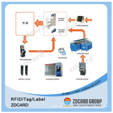 Étiquette RFID étiquette RFID 125 kHz