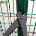 High+Quality+PVC+Coated+Galvanized+Euro+Panel+Fence