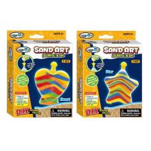 Kid DIY Super Craft Juego divertido Sand Art (10259279)