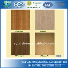 Natural Wood Veneer Fancy Plywood