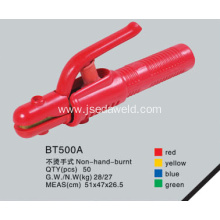 Non Hand Burnt Type Electrode Holder BT500A