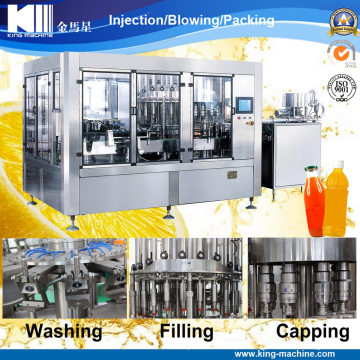 Alta Qualidade Automatic Juice Filling Packing Machine.