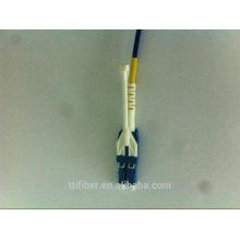 Cables de conexión de fibra óptica dúplex SC-Push