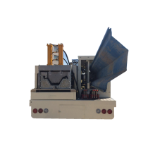 Roof Machine PPGI Tile Making Machinery Roof Tile Roll Forming Machine Q Span Arch Metal SX-ABM-240 914-610 K Colored Steel Tile