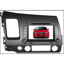 "7 ""Reproductor multimedia de coches con Bt / GPS / DVD / CD / MP3 / MP4 / Radio para Honda Civic (TS7722)"