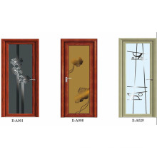stained glass partition door sliding doors