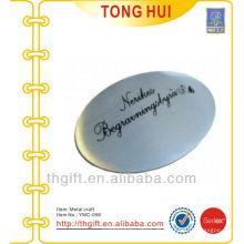 Kundenspezifische Aluminiumbürstenplatte / Zubehör mit Drucklogo